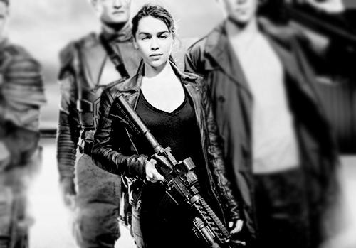 Emilia in Terminator
