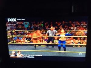 Emma vs. Blue Pants at डब्ल्यू डब्ल्यू ई NXT   06/10