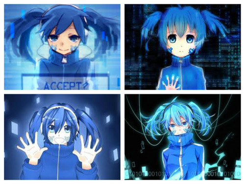 Mekaku City Actors wallpaper called Ene Enomoto Takene