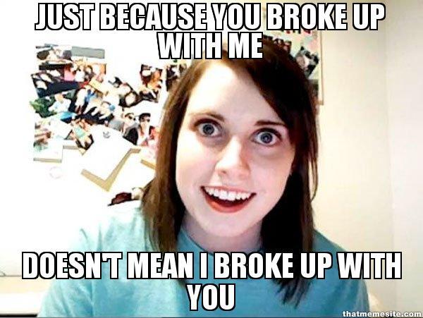 Ex-girlfriend???