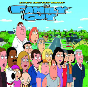Family Guy: Earth's Mightiest ヒーローズ