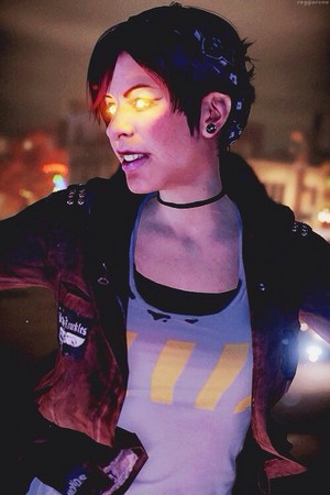 Fetch Walker | inFAMOUS First Light