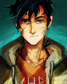 First Hottest Pic of Percy... -sigh- Those Eyes...