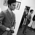 First look at Chris as Noel Coward - chris-colfer photo