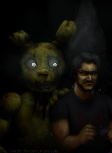 Markiplier پیپر وال called Five Nights at Freddy's 3