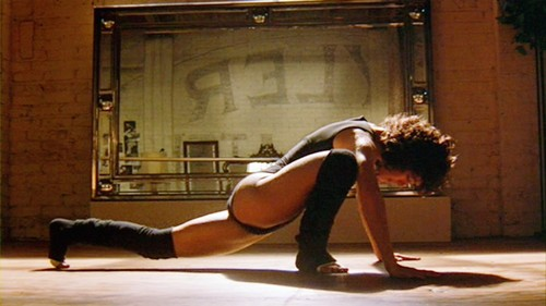 Dream to dance wallpaper possibly with bare legs, hosiery, and a hip boot entitled Flashdance maniac<3<3<3