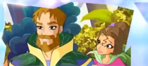 Flora's Parents