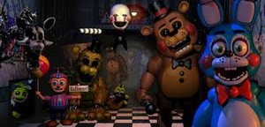Fnaf 2 all animatronics