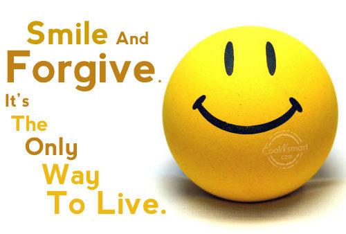 Forgiveness-