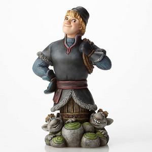 Nữ hoàng băng giá - Kristoff with Trolls Bust