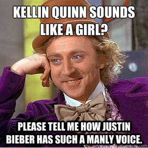 Funny Kellin Dissin Beibs