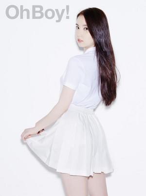 G-Friend's Eunha 'OhBoy!'