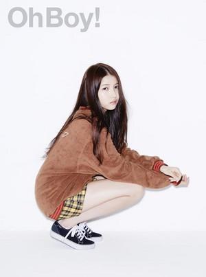 G-Friend's Sowon 'OhBoy!'