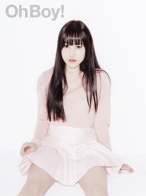 G-Friend's Yuju 'OhBoy!'