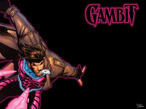 Gambit / Remy LeBeau fondo de pantalla