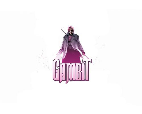 X-Men wallpaper entitled Gambit / Remy LeBeau Wallpapers