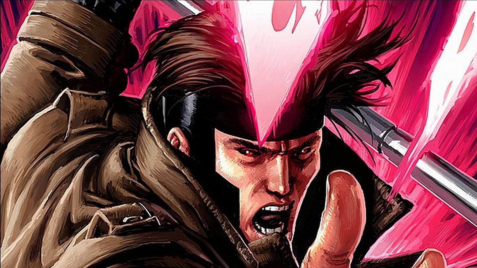 X Men Bilder Gambit Remy Lebeau Hintergründe Hd Hintergrund And