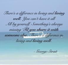 George Strait Quote