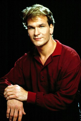 Patrick Swayze Hintergrund called Ghost