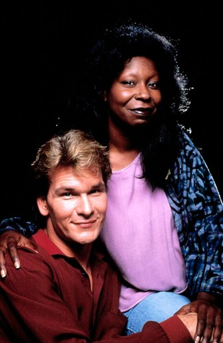 Patrick Swayze wallpaper possibly containing a portrait titled Ghost