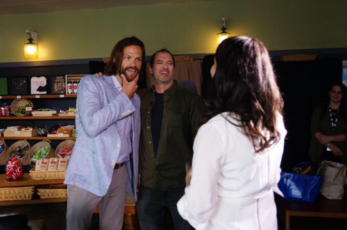 jared padalecki wallpaper called Gilmore Girls ATX reunion