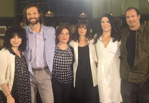 Gilmore Girls Reunion(June,2015)