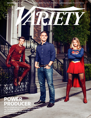 Grant and Melissa for Variety