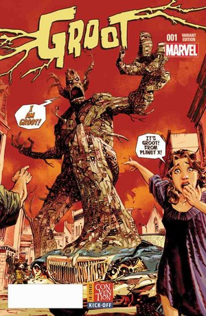 Groot issue 1