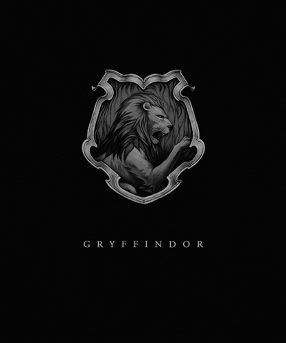 Harry Potter fond d'écran titled Gryffindor