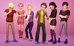 Guess those Sims!