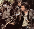 Han Solo and ewoks  - han-solo photo
