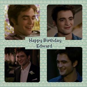 Happy Birthday,Edward!!!<3