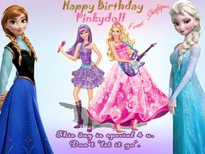 Happy Birthday pinkydoll!