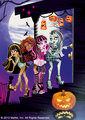 Happy Halloween - monster-high fan art