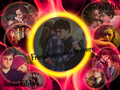 Harmony: friendship and bravery - harry-and-hermione fan art