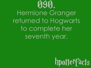 Harry Potter Fact 90