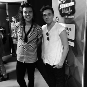 Harry and Brooklyn