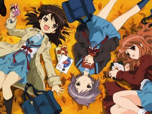 Haruhi and Friends