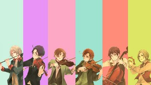 Hetalia Axis Powers - Incapacitalia Musica = gloriousness