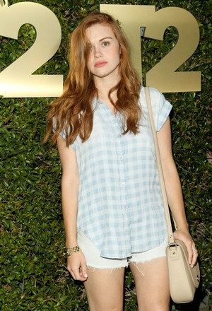 Holland Roden attends the E3 kickoff party hosted par Take-Two Interactive CEO Strauss Zelnick on Jun