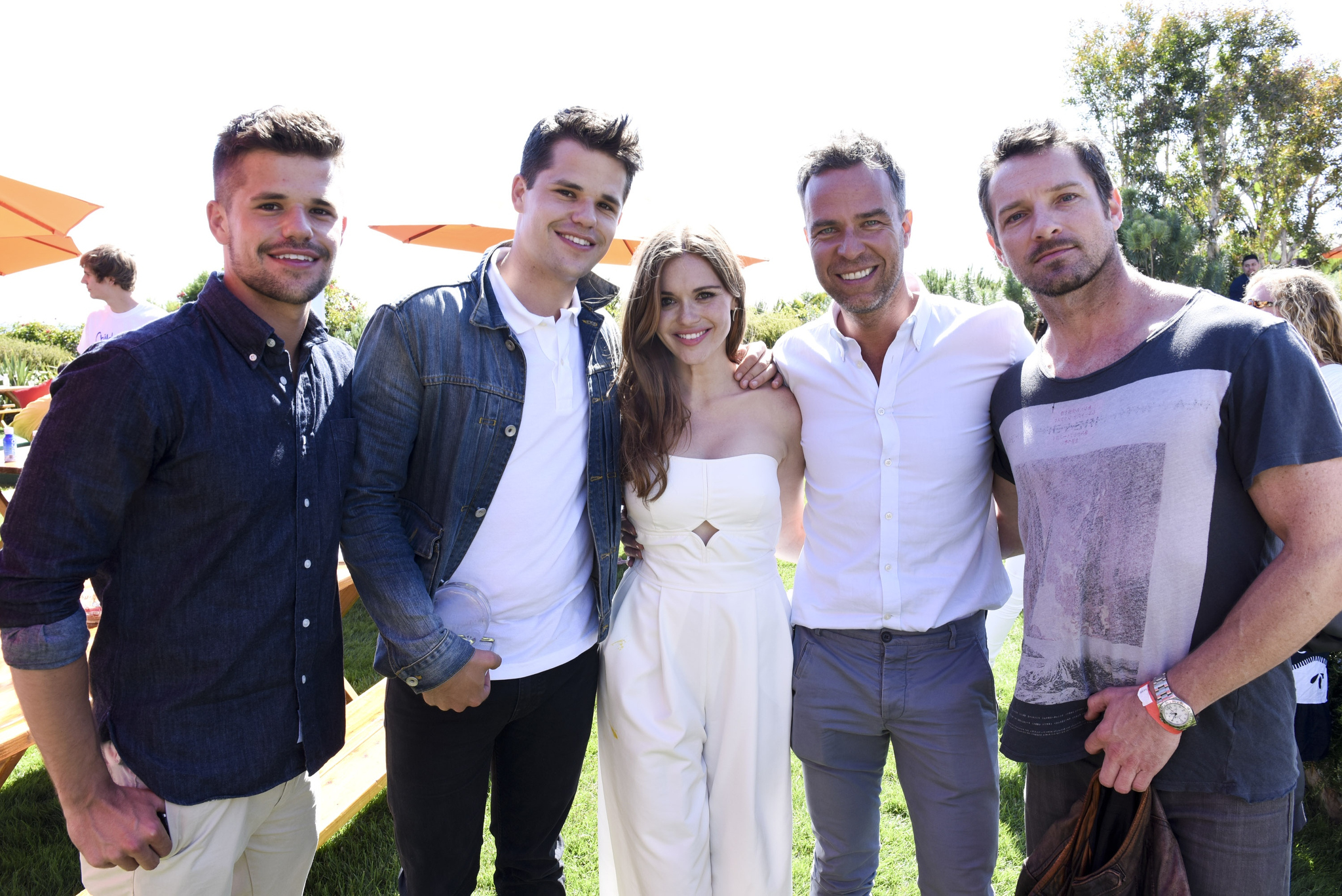 Holland attends the Children Mending Heart's 7th Annual Empathy Rocks Fundraiser