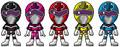 Honki Sentai Gachiranger - anime fan art