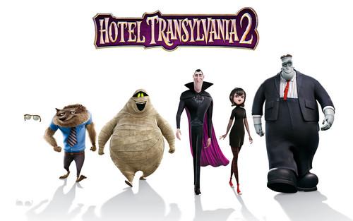 Hotel Transylvania वॉलपेपर called Hotel Transylvania 2
