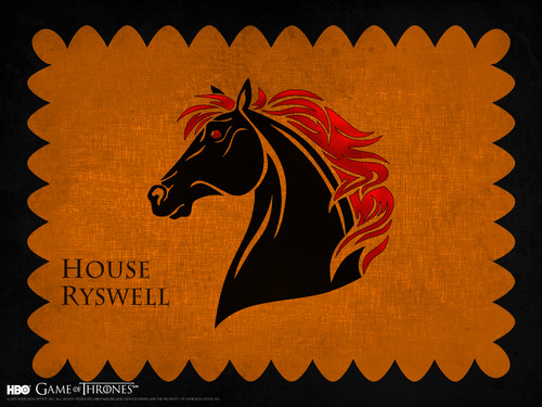 juego de tronos fondo de pantalla titled House Ryswell
