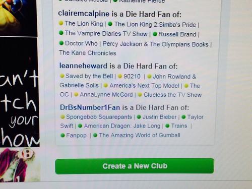 Fanpop wolpeyper called I'm a die hard fan!!!
