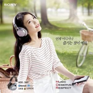 李知恩 for Sony
