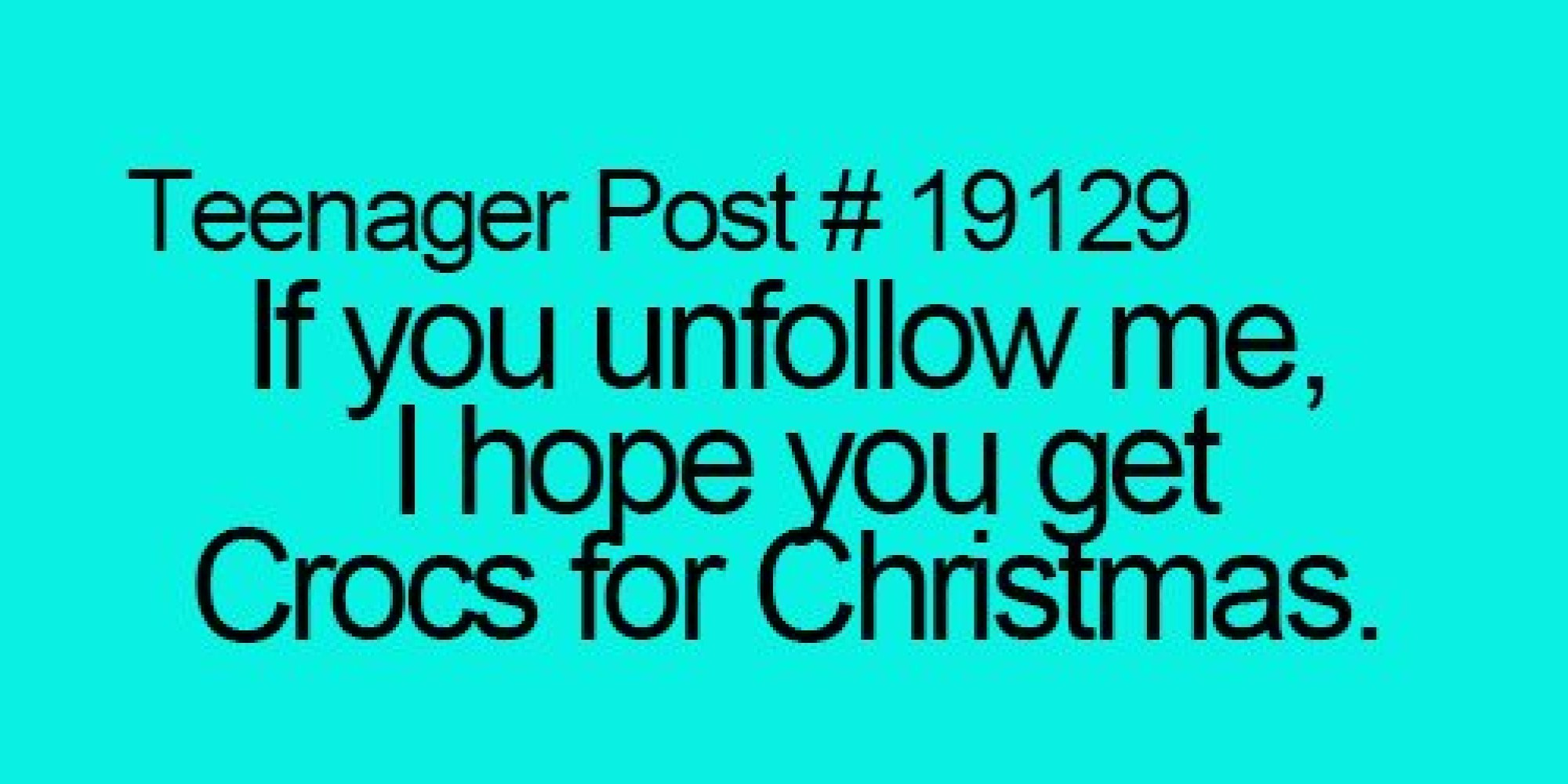Unfollow me facebook