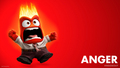 pixar - Inside Out Anger Wallpaper wallpaper