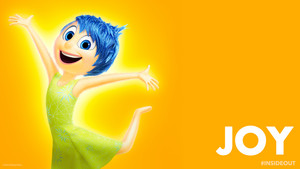 Inside Out Joy Обои