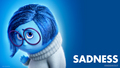 Inside Out Sadness kertas dinding